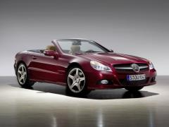 2008 Mercedes-Benz SL-Class Photo 2