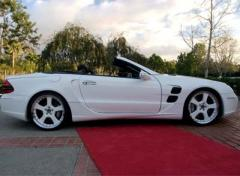 2008 Mercedes-Benz SL-Class Photo 4