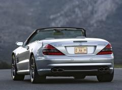 2008 Mercedes-Benz SL-Class Photo 6