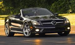 2009 Mercedes-Benz SL-Class Photo 3