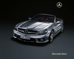 2009 Mercedes-Benz SL-Class Photo 4