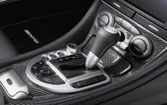 2009 Mercedes-Benz SL-Class interior