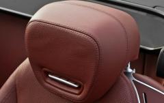 2011 Mercedes-Benz SL-Class interior