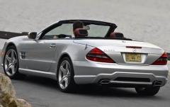 2011 Mercedes-Benz SL-Class exterior