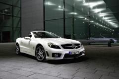 2011 Mercedes-Benz SL-Class Photo 4