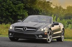 2011 Mercedes-Benz SL-Class Photo 6