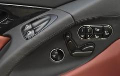 2012 Mercedes-Benz SL-Class interior