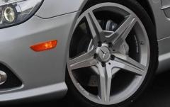 2012 Mercedes-Benz SL-Class exterior
