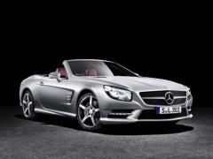 2012 Mercedes-Benz SL-Class Photo 3