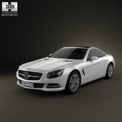 2012 Mercedes-Benz SL-Class Photo 4