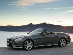 2012 Mercedes-Benz SL-Class Photo 5