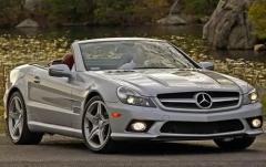 2012 Mercedes-Benz SL-Class Photo 6