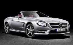 2013 Mercedes-Benz SL-Class Photo 3