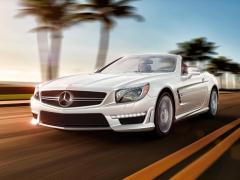 2013 Mercedes-Benz SL-Class Photo 4