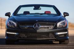 2014 Mercedes-Benz SL-Class exterior