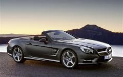 2014 Mercedes-Benz SL-Class Photo 2