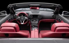 2014 Mercedes-Benz SL-Class Photo 3