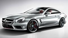 2015 Mercedes-Benz SL-Class Photo 1