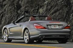 2015 Mercedes-Benz SL-Class exterior