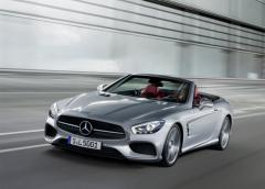 2016 Mercedes-Benz SL-Class Photo 2