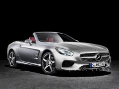 2016 Mercedes-Benz SL-Class Photo 3