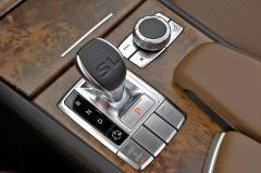 2016 Mercedes-Benz SL-Class interior