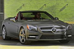 2016 Mercedes-Benz SL-Class exterior