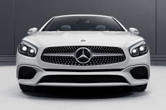 2017 Mercedes-Benz SL-Class exterior