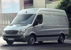 2010 Mercedes-Benz Sprinter Photo 1