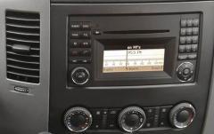 2010 Mercedes-Benz Sprinter interior