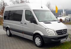 2011 Mercedes-Benz Sprinter Photo 3