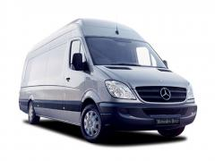 2011 Mercedes-Benz Sprinter Photo 7