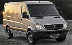 2011 Mercedes-Benz Sprinter exterior