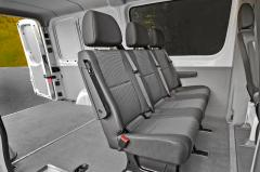 2014 Mercedes-Benz Sprinter 2500 High Roof 144-in. WB interior
