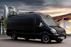 2015 Mercedes-Benz Sprinter Photo 2