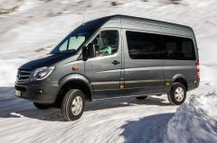 2015 Mercedes-Benz Sprinter Photo 3