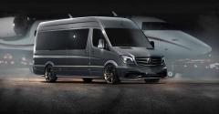 2015 Mercedes-Benz Sprinter Photo 4