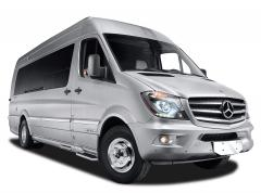 2015 Mercedes-Benz Sprinter Photo 1