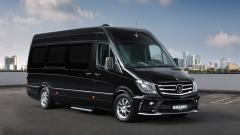 2015 Mercedes-Benz Sprinter Photo 6