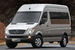2015 Mercedes-Benz Sprinter exterior
