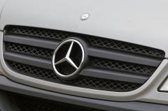 2015 Mercedes-Benz Sprinter exterior