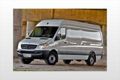 2016 Mercedes-Benz Sprinter exterior