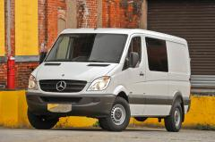 2017 Mercedes-Benz Sprinter exterior