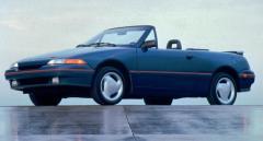 1991 Mercury Capri Photo 1