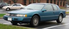 1993 Mercury Cougar Photo 1