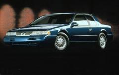 1995 Mercury Cougar exterior