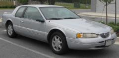 1997 Mercury Cougar Photo 1