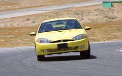 2001 Mercury Cougar exterior