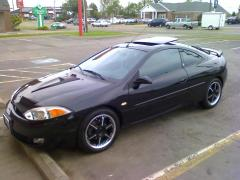 2002 Mercury Cougar Photo 1