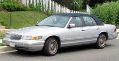 1991 Mercury Grand Marquis Photo 1
